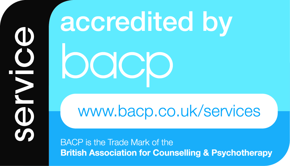 BACP accreditation seal